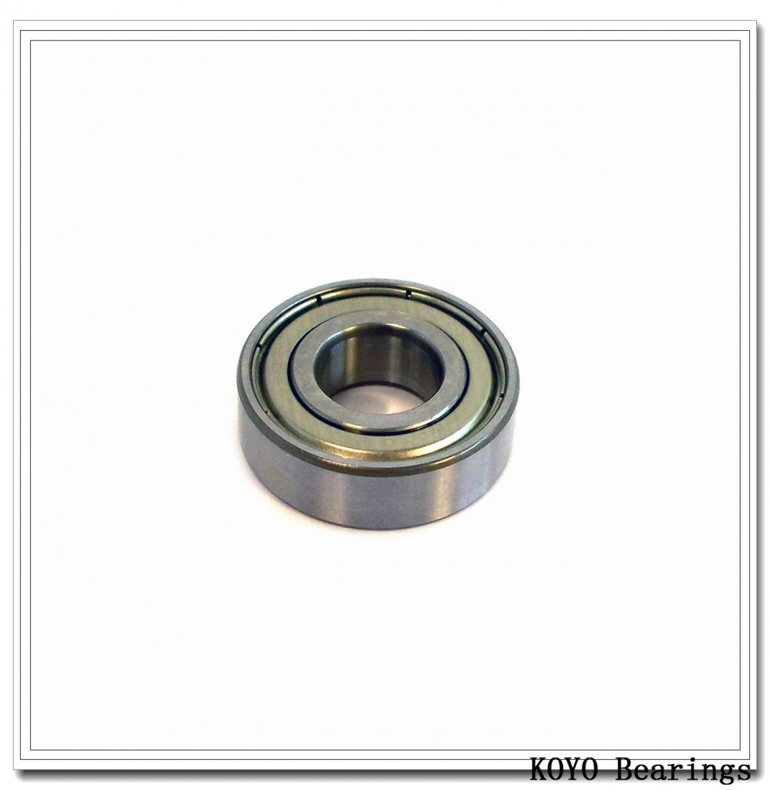KOYO NJ306 cylindrical roller bearings