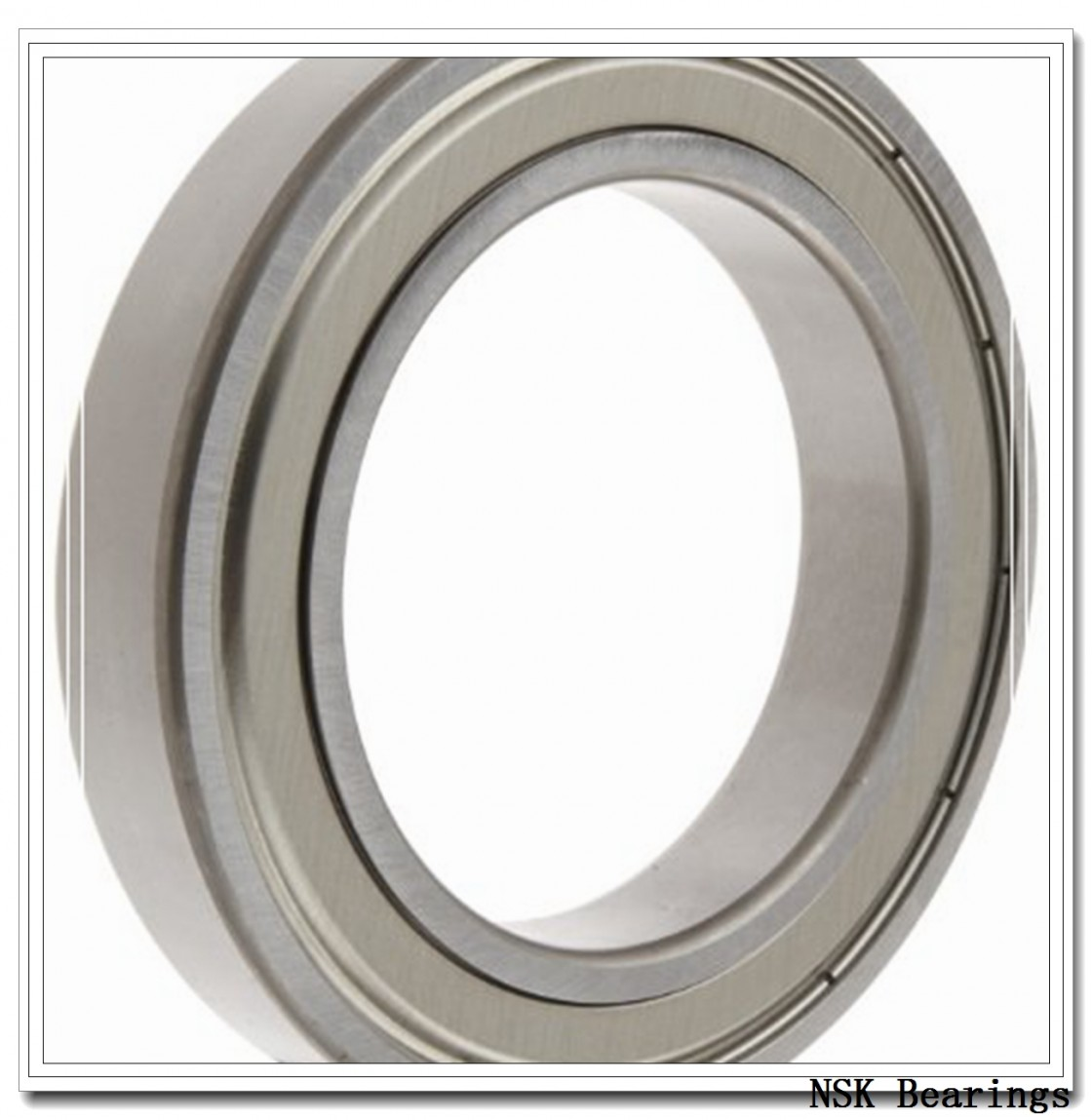 NSK NJ 309 EW cylindrical roller bearings
