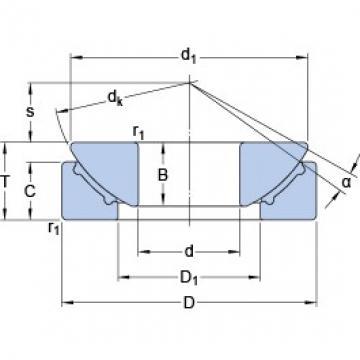 SKF GX 30 F plain bearings