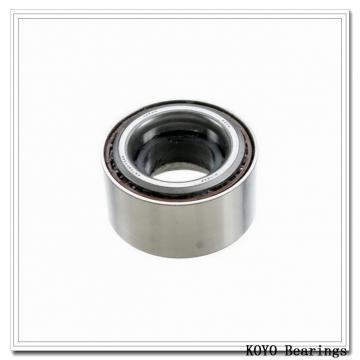 KOYO 45256 tapered roller bearings