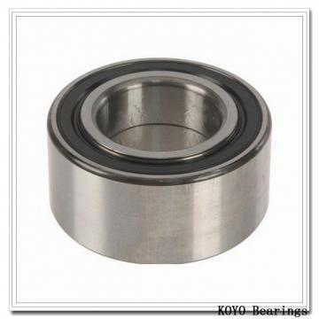 KOYO NA207 deep groove ball bearings