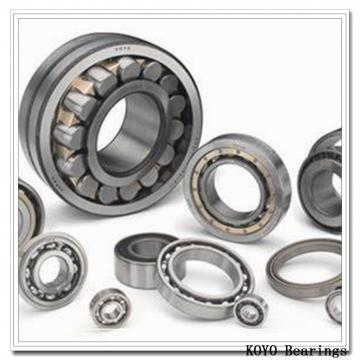 KOYO HI-CAP TR100802A tapered roller bearings
