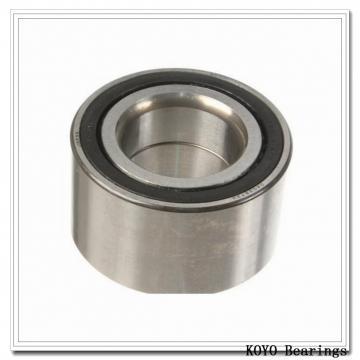 KOYO 46296A tapered roller bearings