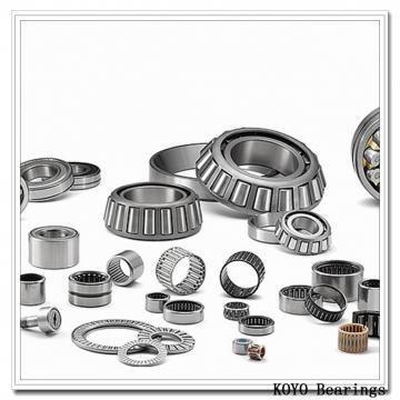 KOYO 69/600 deep groove ball bearings