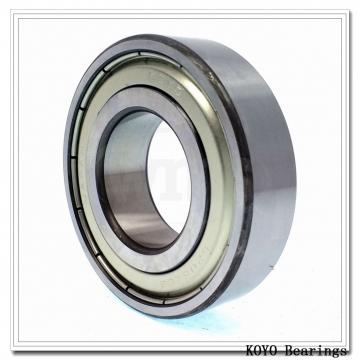 KOYO 7216CPA angular contact ball bearings