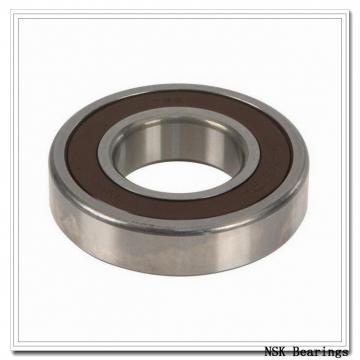 NSK QJ 1020 angular contact ball bearings