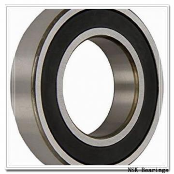 NSK QJ317 angular contact ball bearings