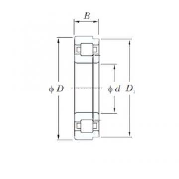 KOYO NUP2236R cylindrical roller bearings