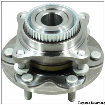 Toyana NH2207 E cylindrical roller bearings