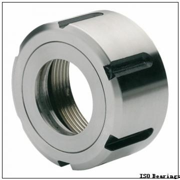 ISO NUP2317 cylindrical roller bearings