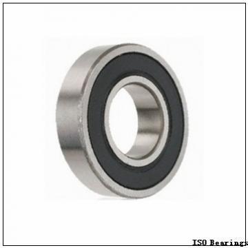 ISO 61800 ZZ deep groove ball bearings