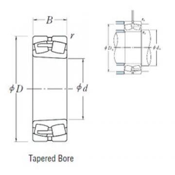 NSK 232/600CAKE4 spherical roller bearings