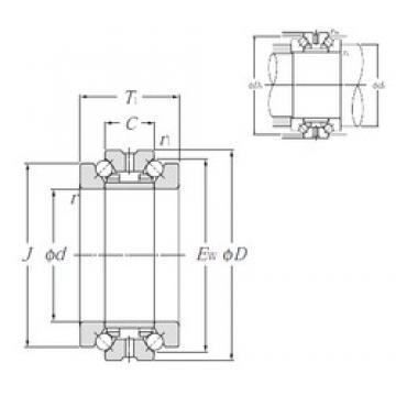 NTN 562934 thrust ball bearings
