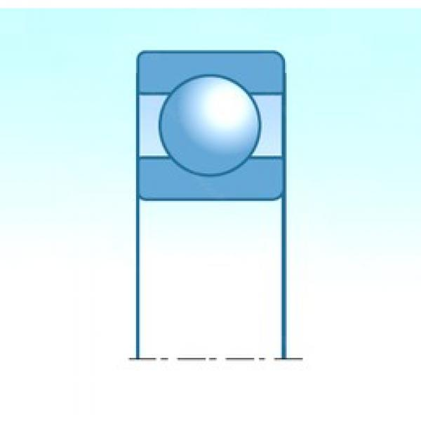 NTN 6910Z deep groove ball bearings #3 image