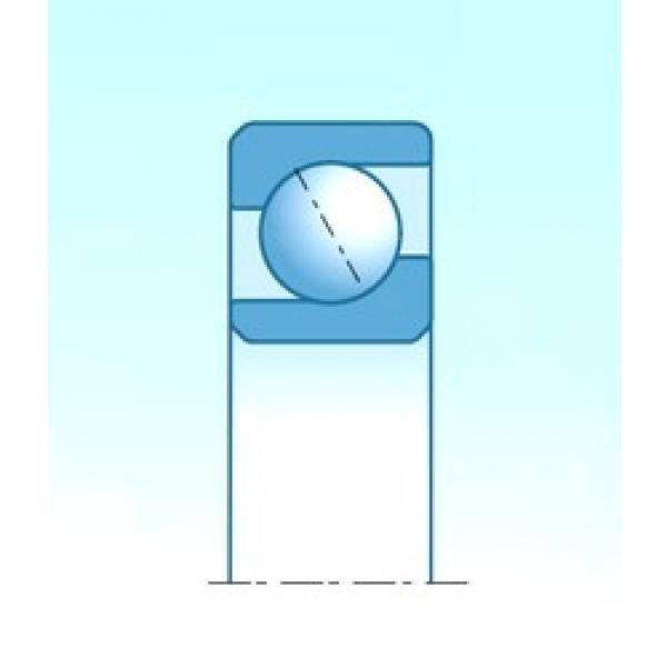 NTN 7217UCG/GNP42 angular contact ball bearings #3 image