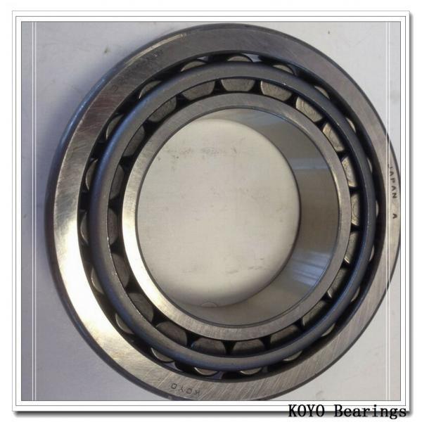 KOYO 6319NR deep groove ball bearings #1 image