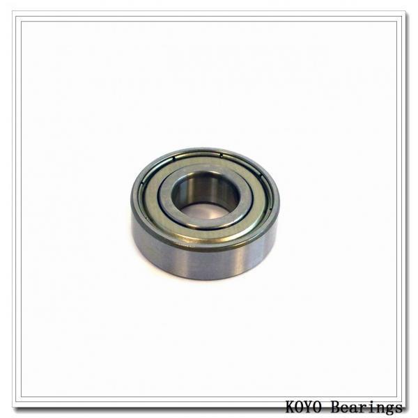 KOYO NJ306 cylindrical roller bearings #1 image