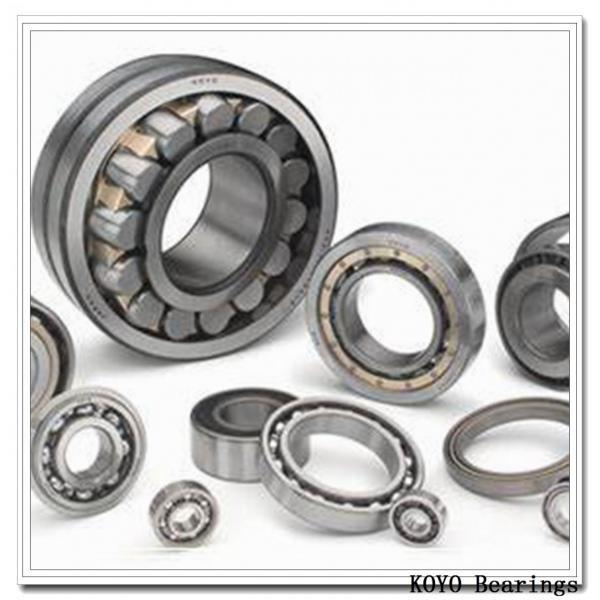 KOYO UC212-38L3 deep groove ball bearings #1 image