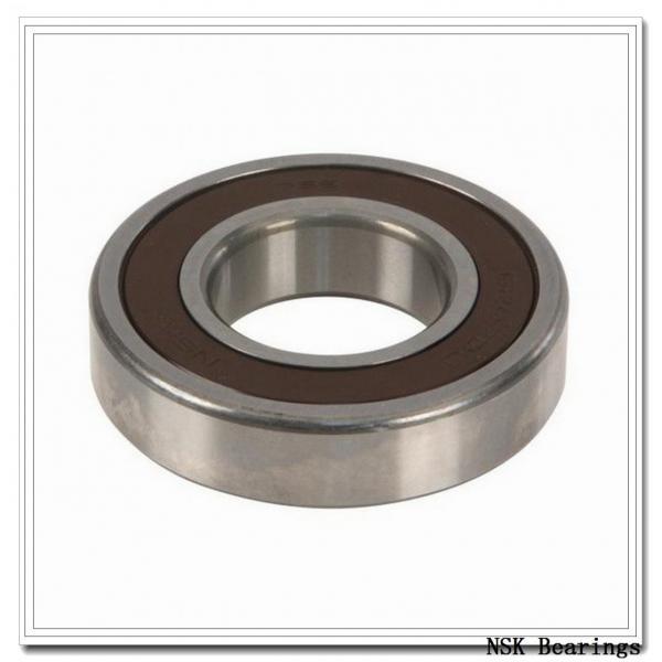 NSK B40-123 deep groove ball bearings #1 image