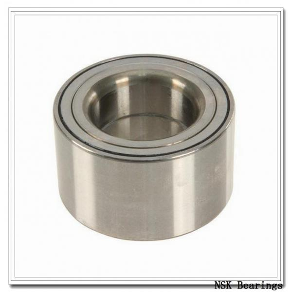NSK FR 1-4 ZZ deep groove ball bearings #1 image