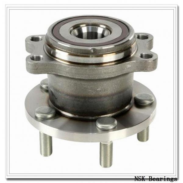 NSK FR 1-4 ZZ deep groove ball bearings #2 image