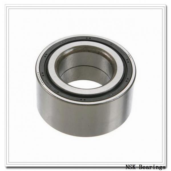 NSK 50BER20HV1V angular contact ball bearings #1 image