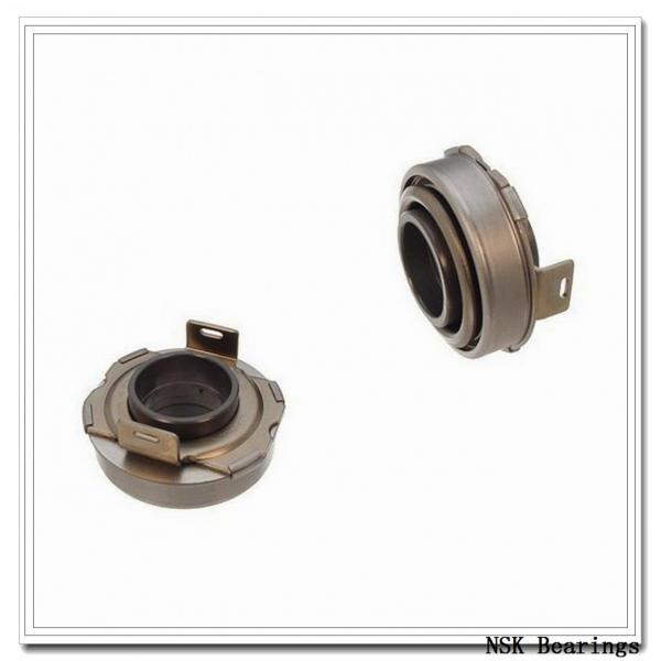 NSK 7909CTRSU angular contact ball bearings #1 image