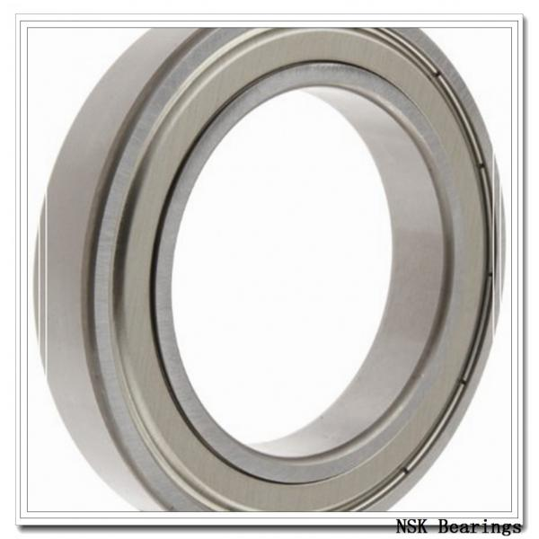 NSK N1009RSTPKR cylindrical roller bearings #2 image