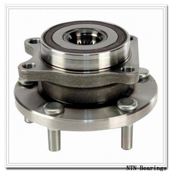 NTN 7307C angular contact ball bearings #1 image