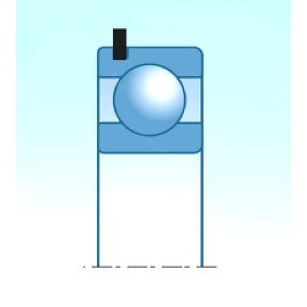 NTN 6020ZZNR deep groove ball bearings #3 image